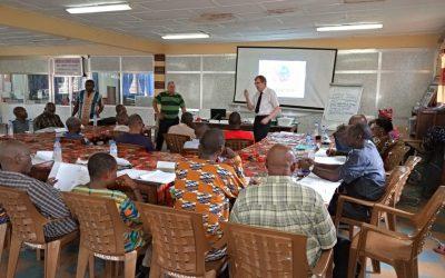 Update YEEP Liberia Project!