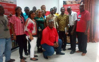 Completion of Youth Entrepreneurship and Employment Project (YEEP) in Liberia
